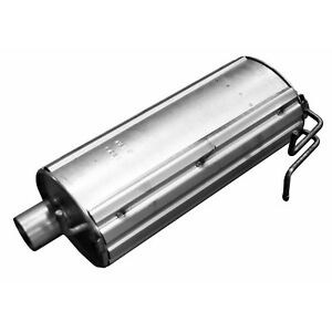 Walker 18887 Muffler Direct Fit