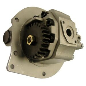 D0nn600g Gear Type Hyd Hydraulic Pump For Ford 5000 7000 Tractors