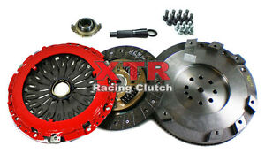 Xtr Stage 1 Clutch Kit flywheel Conversion Set For Hyundai Tiburon 2 7l V6 Se Gt
