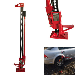 3 5 Ton 48 Farm Jack Off road Tractor Truck Trailer Suv Bumper High Lift Tool