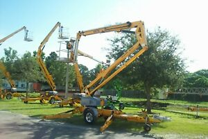 Towable Lift In Stock | JM Builder Supply and Equipment