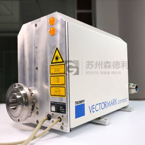 Used Trumpf Vectormark Compact Laser Marking System Type Vmc 3 0562180