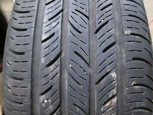 Used P215 55r16 93 H 7 32nds Continental Contiprocontact