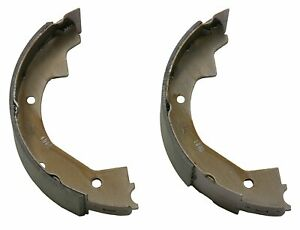 30820 Husky Towing 12 d X 2 w Electric Trailer Brake Shoes And Lining Kit