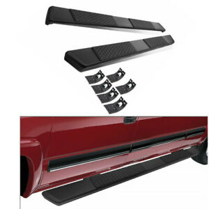 Oe Style 09 14 Dodge Ram 1500 2500 Crew Cab Nerf Bar Running Board Black 6