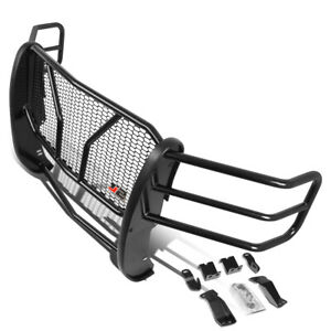 J2 Fit 14 15 Chevy Silverado 1500 Front Bumper Grille Honeycomb Mesh Brush Guard