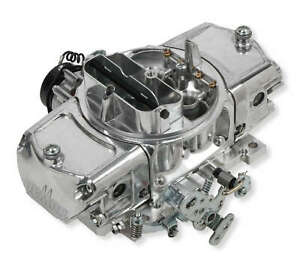 Demon 750 Cfm Aluminum Speed Demon Carburetor With Mechanical Secondaries
