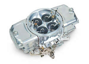 Demon 850 Cfm Aluminum Mighty Demon Carburetor With Mechanical Secondaries