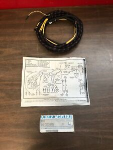 1937 Ford Cowl Dash Wire Harness Original Style Nors 819