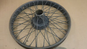 Model T Ford Overland Budd 30 X 3 1 2 Wire Wheel Mt 3341