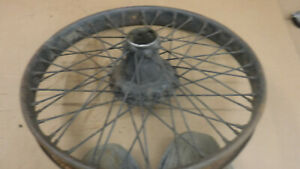 Model T Ford Overland Budd 30 X 3 1 2 Wire Wheel Mt 3344