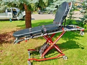 Ferno Electric Powerflexx Power Flexx Flex Cot Ambulance Stretcher Free Shipping