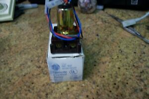 Ge Rr7ez Low Voltage Relay