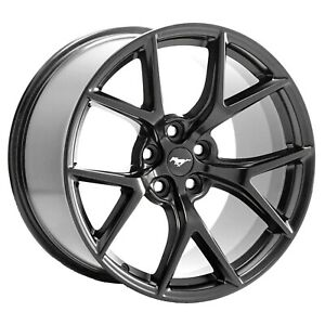 19x11 Ford Mustang Tremor Black Wheels Rims Factory Oem 19 Rears X2