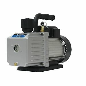 Mastercool 90062 A 3 Cfm Single Stage Vacuum Pump