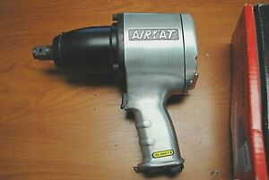 Aircat Pneumatic Tools Impact Wrench 3 4 Silent Power 1601