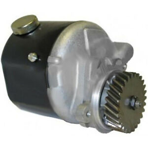Power Steering Pump D6nn3k514b For Ford 8600 9600 8000 9000 Tractors