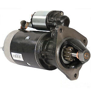 New Starter Ford New Holland Tractor 655e 6610s 6640 675d 675e 6810s 7010 7610s