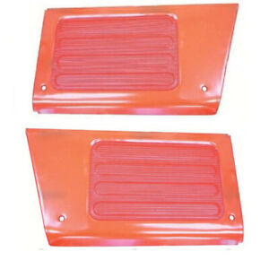 1694857m92 Hood Side Panels Made For Massey Ferguson Mf Tractor Models 375