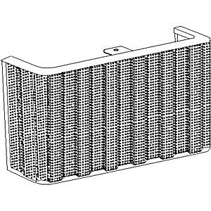 Sba350300280 Radiator Grille For Ford Compact Tractor 1310 1510 1710 1910 2110
