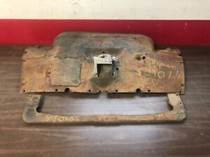 1949 Oldsmobile 88 Woody Station Wagon Hood Latch Radiator Panel Support 819