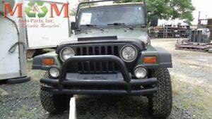 Front Axle Dana 30 Lhd 3 73 Ratio With Abs Fits 97 06 Wrangler 1249637