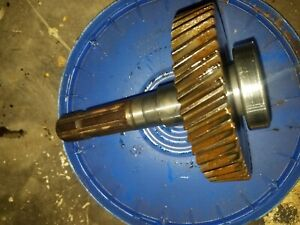 Generac Pto Generator Alternator 30kw Gear Pto Shaft Bearing