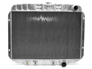 New 1968 69 Mustang Radiator V8 289 302 3 row Maxcore 68 70 Mercury Cougar Ford