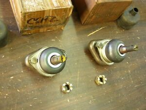 Nos Oem Ford 1965 1971 Galaxie Mercury Ball Joints 1966 1967 1968 1969 1970 500