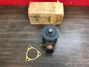 1932 1933 1934 1935 1936 Ford Flathead V8 85hp Lh Or Rh Water Pump Nors 819