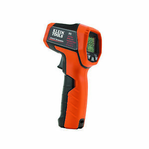 Klein Tools Ir5 Dual Laser 12 1 Infrared Thermometer