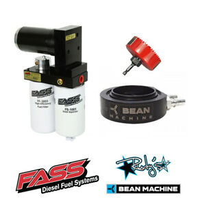 Fass 165 Gph Fuel Lift Pump Sump For 2015 2016 Chevy gmc 6 6l Duramax Diesel