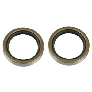 Rear Axle Outer Seals Fits Ford Tractor 8n Naa D5nn4115a