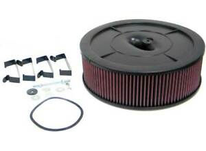 Flow Control Custom Air Filter Assembly K N 61 2020 2bl Hol No Chk 14x4
