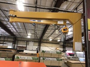 Job Crane With Hoist