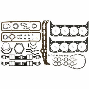 Clevite Mahle 953072 Engine Kit Gasket Set 1981 1985 Small Block Chevy 350ci 5