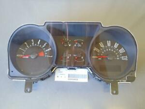 Speedometer Instrument Cluster Fits 07 09 Ford Mustang 4 0l 6 Gauge 28039