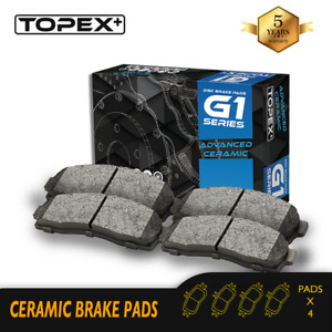 Front Ceramic Brake Pads Fit 2003 2004 2005 2006 Ford Expedition