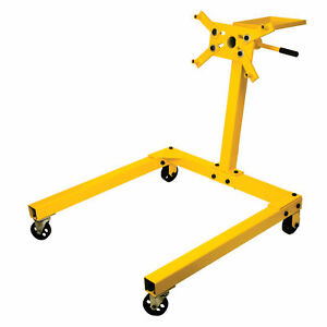 Performance Tool 1 250 Lbs Engine Stand With Tray W41031