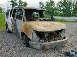 03 08 Chevy Express 1500 3 42 Axle Ratio gu6 Rear Axle Assembly Only 291697