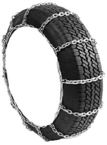 Rud Square Link 285 40r17 Passenger Vehicle Tire Chains 1142sl