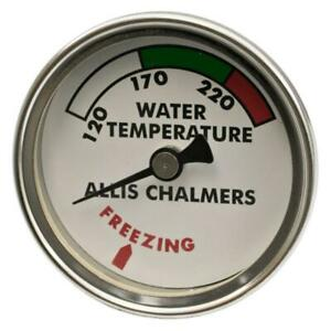 Temperature Gauge For Allis Chalmers Ib B Wc Rc Wd Wd45 Ca Wf C 213675