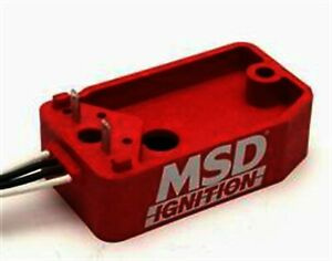 Ignition Coil Interface Module coil Interface Block Msd 8870