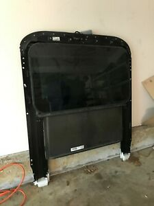 Sunroof Assembly W Shade Audi A4 S4 Vw Golf Gti Jetta 99 05 see Desc