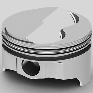 United Engine Machine Ic746 std 1 Ford 302ci Forged Piston Solid Dome Top 150 4
