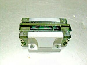 Rexroth R165129420 Linear Bearing Block 15 In Stock Now