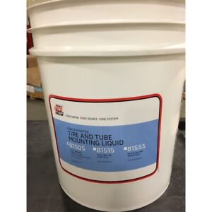 Tire Lube 2 Gallon Concentrate Packaged In A 5 Gallon Bucket For Mixing Prm81505