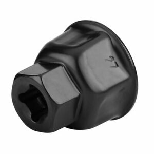 Oil Filter Cap Wrench Cup Socket Remover Tool For Mercedes Benz 27mm 6 Point