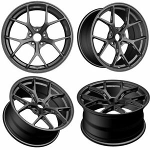 Speedwell Rs 1 Forged Race Wheel Staggered Bmw M3 19x9 5 22 19x10 5 34 5x120