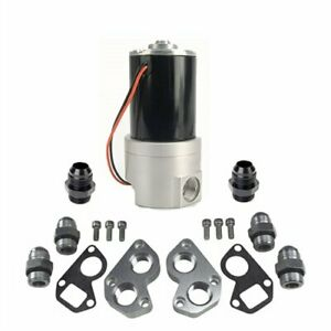 Ict Billet 551564k Ls Remote Electric Water Pump Conversion Kit Includes Remote